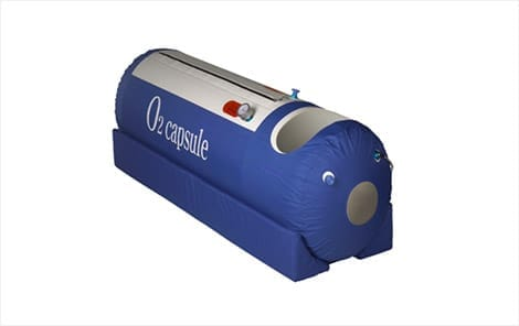High Pressure Oxygen Therapy Image